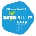 Logo certification Aria Pulita